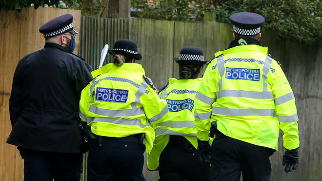 Police across England had a busy weekend clamping down on Covid rule breakers