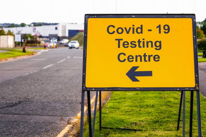 The public health expert told LBC how the planned testing would work in his area