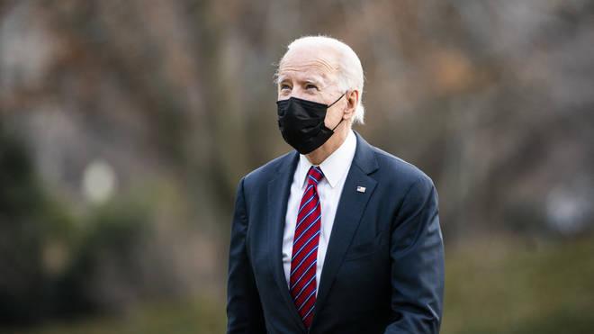 Joe Biden has threatened sanctions against Myanmar