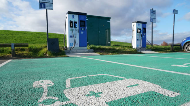 The government has pledged £20million to boost the number of on-street electric vehicle chargepoints