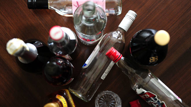 Deaths from alcohol have increased during the pandemic