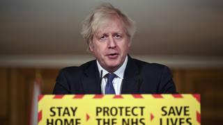 Boris Johnson will lead the government's coronavirus press conference from 5pm