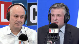 The Labour MP was speaking to LBC's Iain Dale