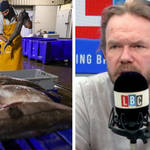 'I feel for you,' James O'Brien tells fisherman who is 'worse off' due to Brexit