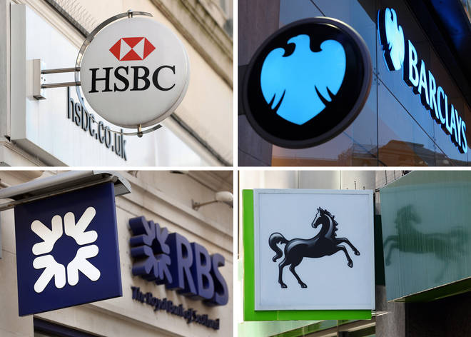 There are concerns high street banks could be forced to offer negative interest rates