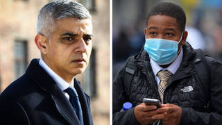 Sadiq Khan: There's still hesitancy in some BAME communities to get vaccinated
