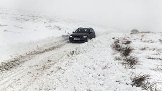 Heavy snow is expected across parts of the UK.
