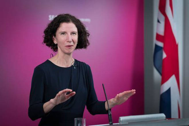 """Anneliese Dodds suggested the Labour plan was just """"spin"""""""