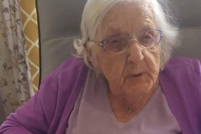 Lilian will turn 100 in February