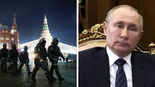 Putin's crackdown will 'bring Russia to civil war,' predicts Litvinenko widow