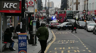 Metropolitan Police are dealing with another stabbing incident in Croydon