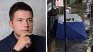 Sven Badzak, 22, was stabbed to death in Kilburn on Saturday