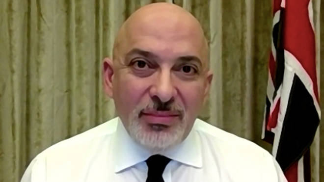 Nadhim Zahawi defended the use of the jab