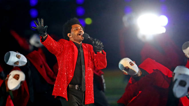 The Weeknd capped an impressive year with a stunning half-time show