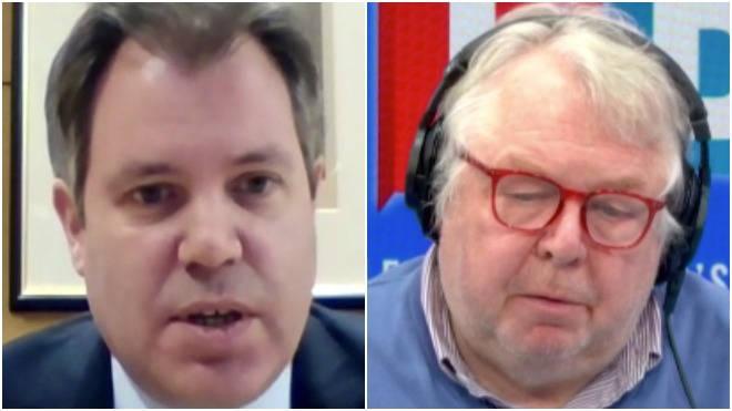 Ed Argar spoke to Nick Ferrari on LBC