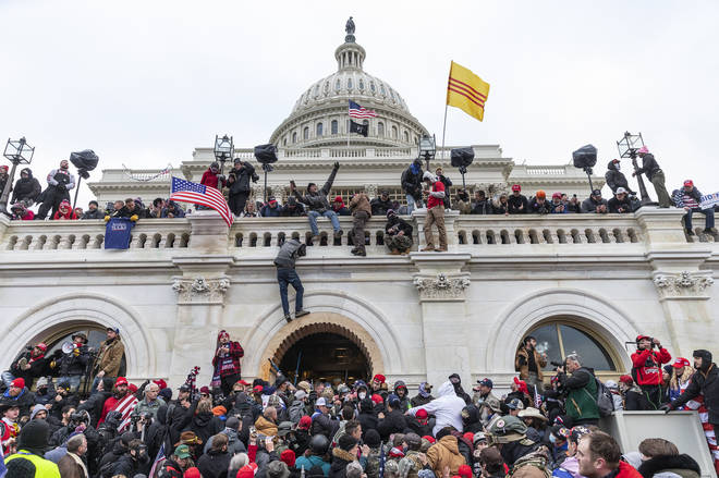January 6 saw thousands of Trump supporters descend on the Capitol