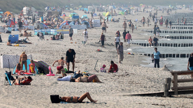 England's Deputy CMO urged caution over booking summer holidays this year