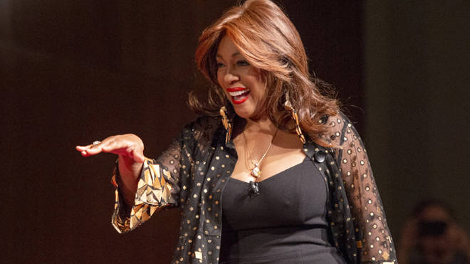 Mary Wilson has died aged 76, her publicist confirmed