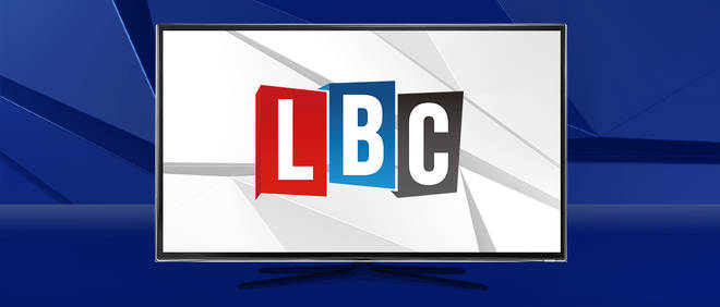 You can listen to LBC through your TV