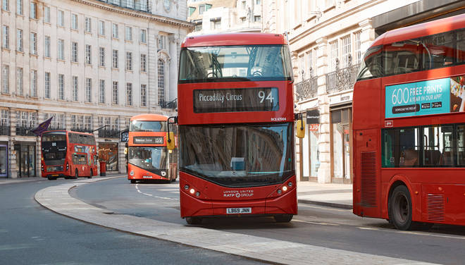 London bus drivers will stage a strike later this month over pay and conditions