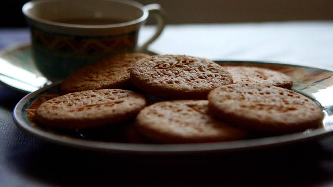 British classics including digestives have been delayed