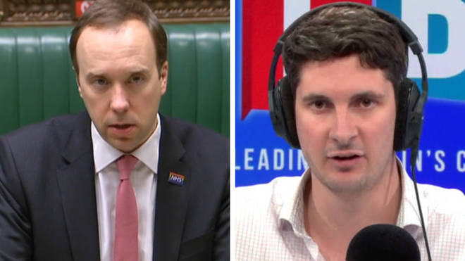 Caller lambasts Government for 'wasted year' in response to Matt Hancock update