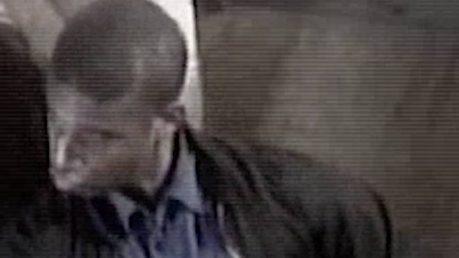 The man police are looking for in connection with the assault on Old Street