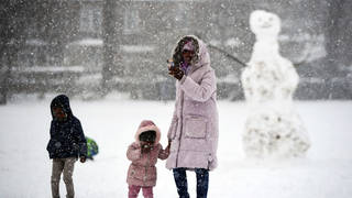 Scotland has seen freezing temperatures for another night