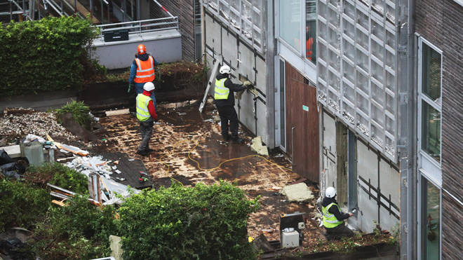 One in six flat-owners affected by the cladding scandal is exploring bankruptcy
