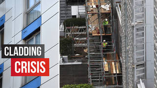 A fund for cladding victims is to be announced