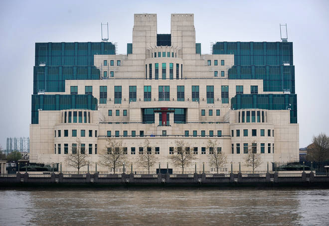 "The MI6 HQ has been nicknamed ""Legoland"" by some wags within the intelligence community due to its odd shape"