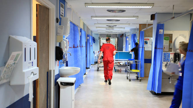 The government wants more integration between the NHS and social care services in England