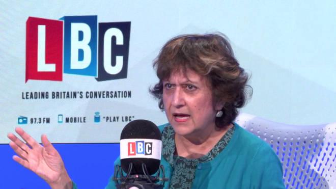 Yasmin Alibhai-Brown hits back at critics who say she's racist
