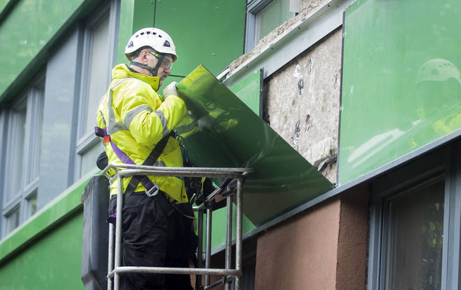 Many involved in buying and selling flammable cladding claimed not to realise the dangers