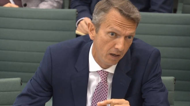 Andy Haldane says the UK is poised to bounce back from the Covid crisis