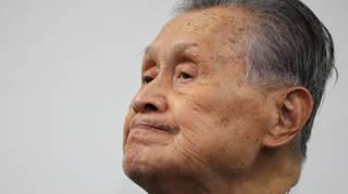 Tokyo 2020 Olympics boss Yoshiro Mori resigned after the remarks
