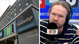James O'Brien is 'utterly unsurprised' hotel quarantine scheme 'fell at the first hurdle'
