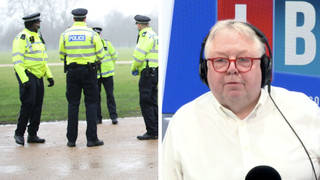 Ex-officer condemns 'political correctness nonsense' around stop and search