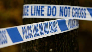 A man and woman have been arrested after the death of a one year old boy