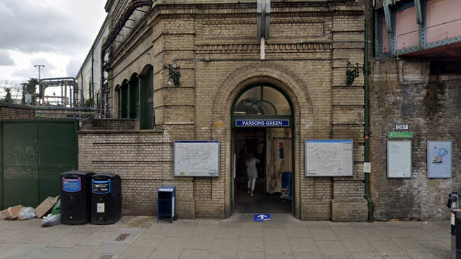 A 19-year-old man was stabbed to death near Parsons Green Tube station