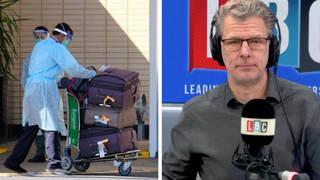UK quarantine hotels gearing up for failure, warns epidemiologist