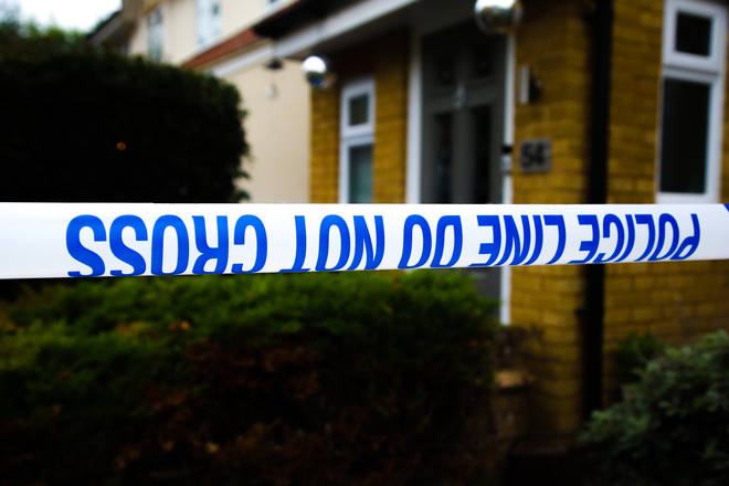 A pair have been arrested on suspicion of murder following the death of a one-year-old boy