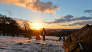 Warmer weather is set to replace the freezing temperatures seen in the UK for the past week