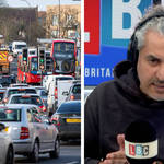 Caller attacks 'disgraceful' local councils funnelling traffic through poor neighbourhoods