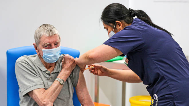 People aged 65 to 69 are among more than one million who have been invited to book their jab