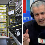 Maajid Nawaz lambasts big tech crushing worker's attempts to organise
