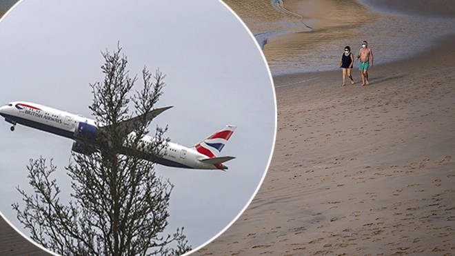 Can you travel to Spain or France? UK residents looking for summer holidays post lockdown