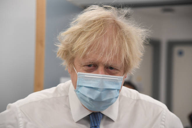 Boris Johnson will set out his roadmap out of lockdown next week
