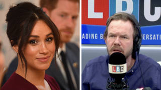James O'Brien compares glaring difference between headlines about Meghan and Kate