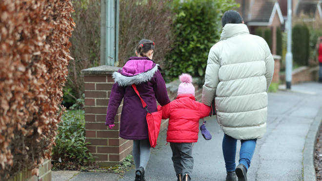Some pupils could be returning to school from next week